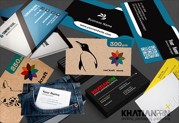 Creative Business Card Print Shop Artistic Innovative Modern Crafted