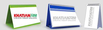 Desk Calendar | Khatian Print