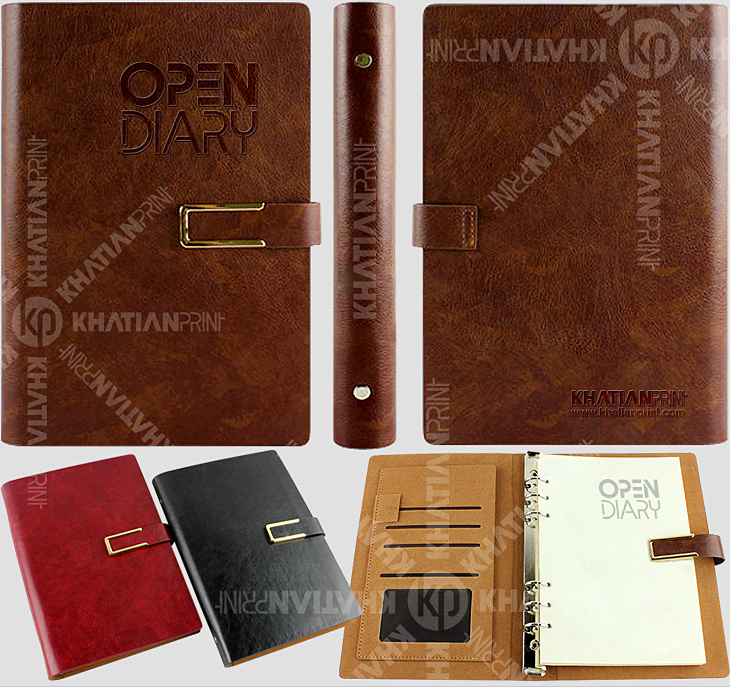 executive open diaries luxurious exclusive best unique fashionable diary | khatian print