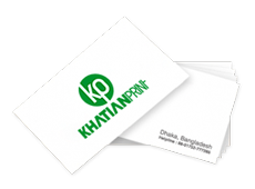 Print Shop, Business Card