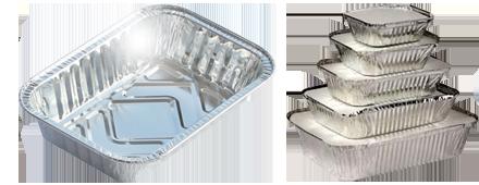 takeaway box, aluminium foil food container carton pack case, aluminum packet